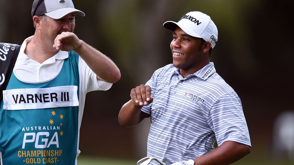 Varner III makes brilliant late charge at Australian PGA Championship