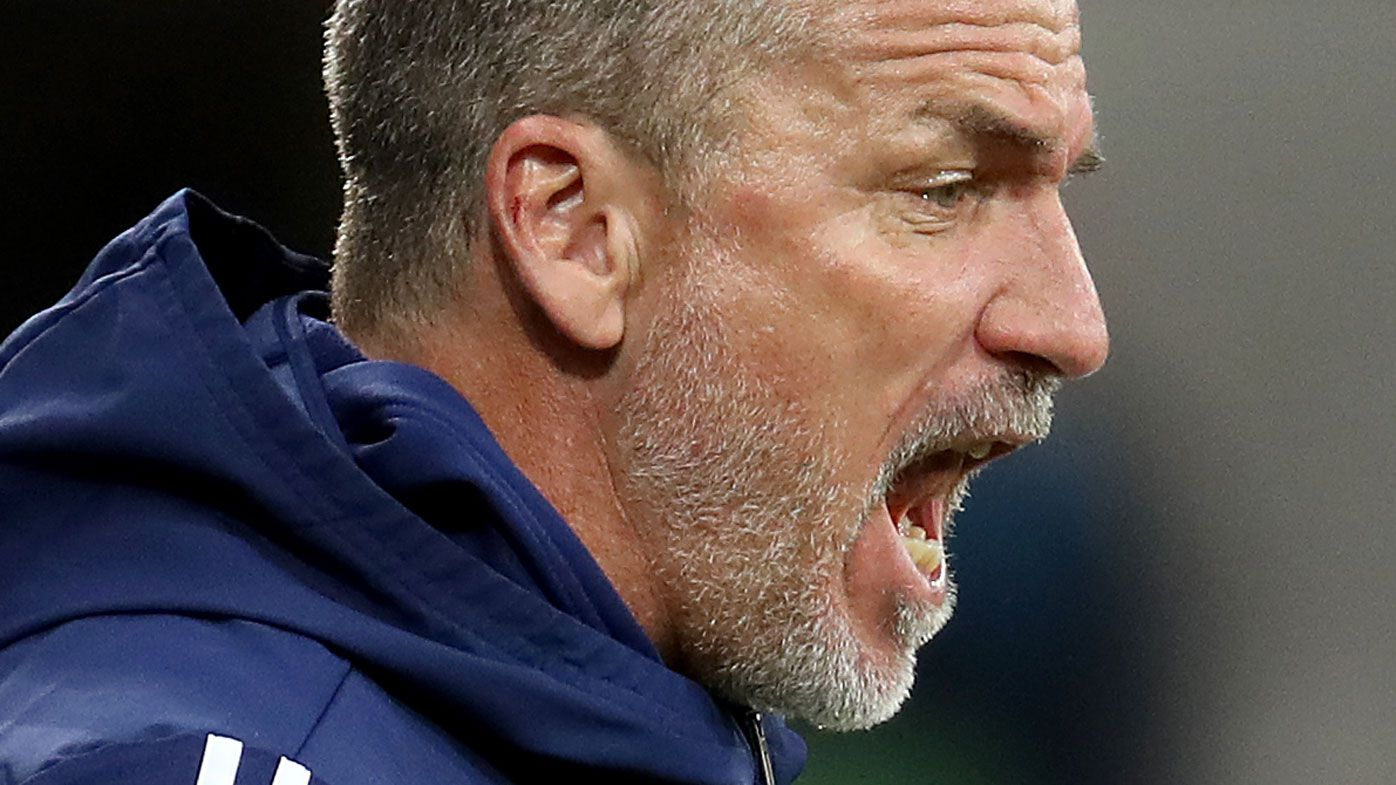 Melbourne Victory sack A-League coach Marco Kurz, according to reports