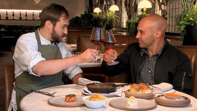 Shane catches up with chef Stephen Nairn