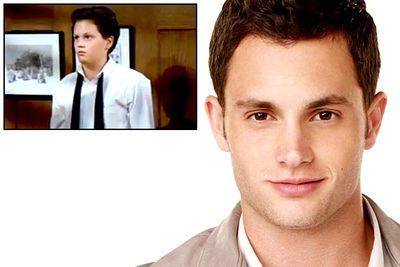 "<B>You know him as...</B> Brooklynite-turned-Upper East-sider Dan ""Lonely Boy"" Humphrey on <em>Gossip Girl</em>.<br/><br/><B>Before he was famous...</B> Penn played a schoolyard bully in an instalment of <em>Will & Grace</em> in 1999, one of his first roles. In the episode, he and another youth gang up on some kid before Jack (Sean Hayes) jumps in to save the day. Later Penn played leading roles in the rapidly cancelled series <em>Do-Over</em> and <I>The Mountain</I>."
