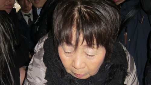Japanese 'black widow' charged with murder after husband poisoned