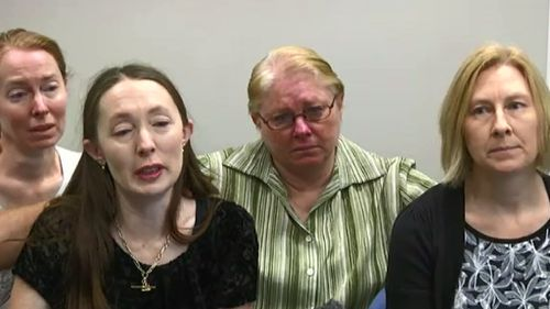 Mr Jones' family has appealed for information. (9NEWS)
