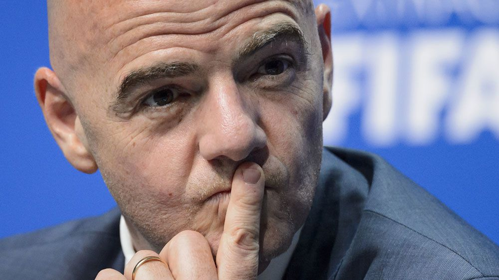 Infantino: football's most powerful man