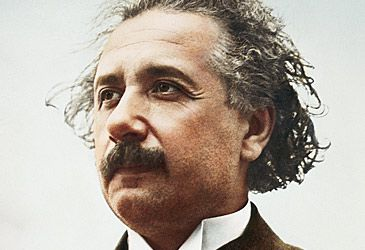 Daily Quiz: Albert Einstein immigrated to which nation as a refugee in 1933?