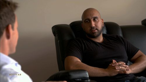 A former McDonald's burger-flipper and kebab store owner, Karagoizis made his fortune in cyptocurrency. (60 Minutes)