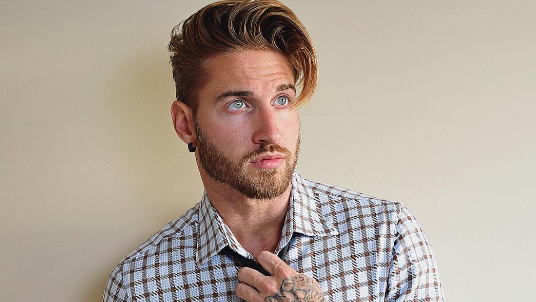 Aussie men are investing in their looks. Image: Instagram/@travbeachboy