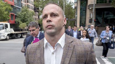 Ex-AFL player avoids conviction for threatening to break man's legs