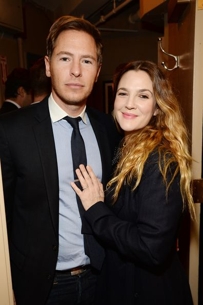 "Drew Barrymore attends as Baby Buggy celebrates 15 years with ""An Evening with Jerry Seinfeld and Amy Schumer"" presented by Bank of America."