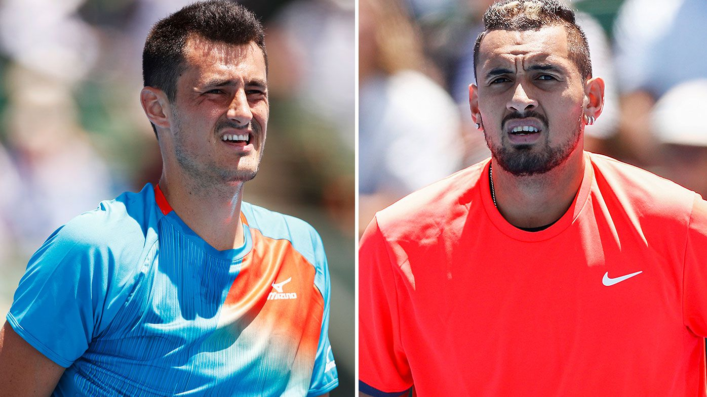 2019 Australian Open draw: Nick Kyrgios and Bernard Tomic dealt horror first-round opponents