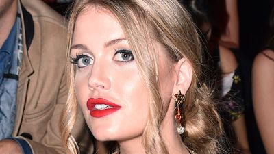 Lady Kitty Spencer, September 2017