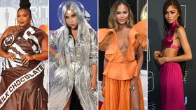 The most talked about red carpet looks of 2020