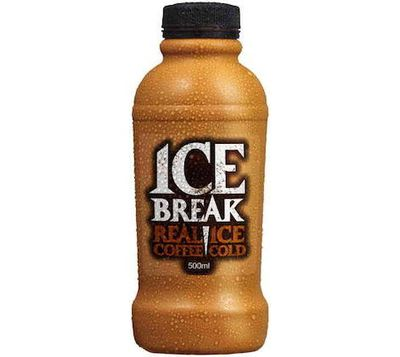 <strong>500ml Ice Break Iced Coffee milk (47.6 grams of sugar)</strong>