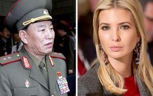 Blacklisted North Korean to attend closing ceremony alongside Ivanka Trump