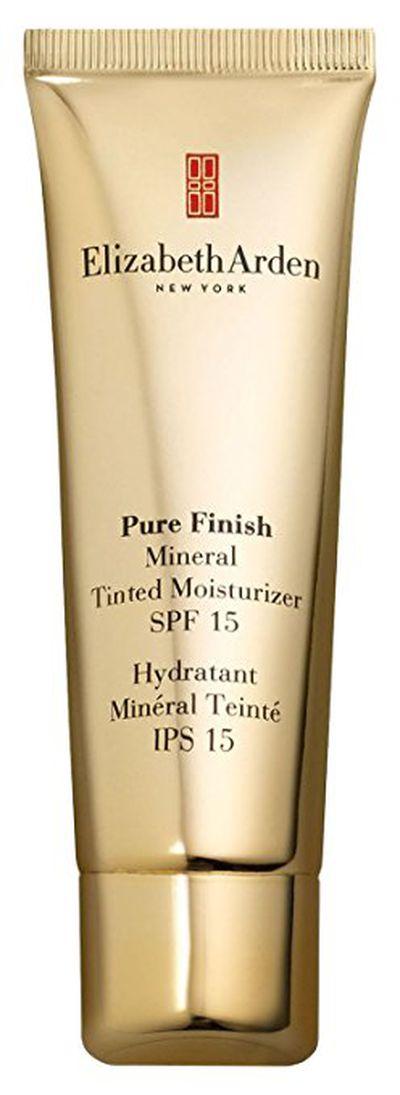 "<a href=""http://shop.davidjones.com.au/djs/ProductDisplay?catalogId=10051&amp;productId=14135&amp;langId=-1&amp;storeId=10051&amp;cm_mmc=googlesem-_-PLA-_-Health+and+Beauty+-+Personal+Care-_-Elizabeth+Arden+Pure+Finish+Mineral+Tinted+Moisturizer+SPF15&amp;gclid=Cj0KCQjw8b_MBRDcARIsAKJE7lmrIbwyHEccJ5rcyVZiLxNMJIaOtlnl8il2xPfdKSwHDtyFQSF8pQsaAikcEALw_wcB&amp;gclsrc=aw.ds"" target=""_blank"">Elizabeth Arden Pure Finish Tinted Moisturiser in Deep, $65</a><br />"