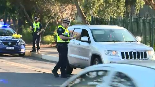 A disturbing number of parents have been caught drink and drug driving while taking their kids to school this week in SA.