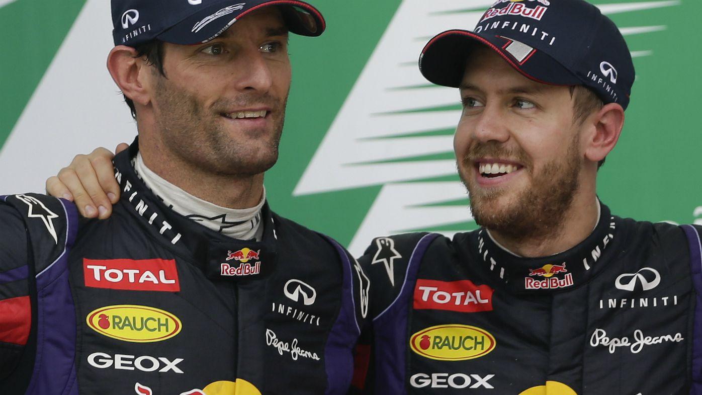 Mark Webber reveals his fears for Sebastian Vettel's future