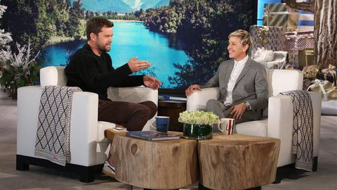 Joshua Jackson on a 'Dawson's Creek' Reunion