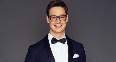 The Bachelor Australia's Matt Agnew
