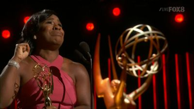 <p><strong>Supporting Actress, Drama</strong></p><p>Uzo Aduba, <em>Orange Is The New Black</em></p>