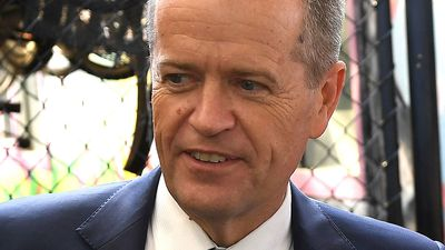 Shorten praises SA Labor after poll loss