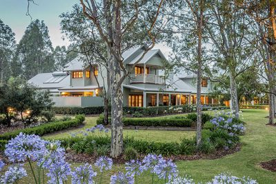 Spicers Vineyard Estate at Pokolbin, Hunter Valley, New South Wales