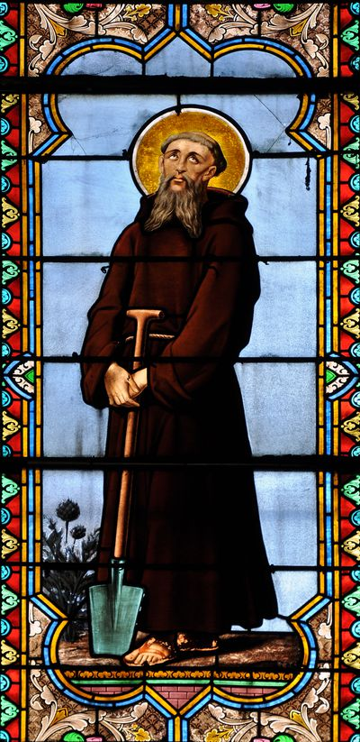 <strong>Saint Fiacre</strong>