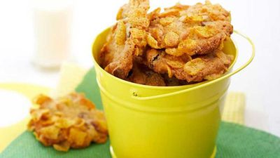 <strong>Cornflake cookies</strong>