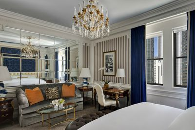 <strong>Presidential Suite, The St. Regis New York, New York City&nbsp;</strong>