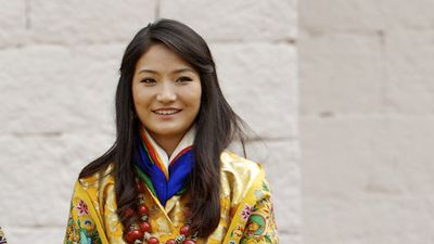 Queen Jetsun Pema of Bhutan