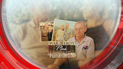 A war hero's plea