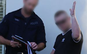 US involved in major Bathurst granny flat raid over alleged international drug and firearm crimes