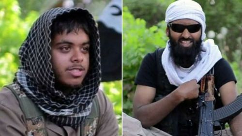 RAF drone strike kills two British ISIL fighters in Syria