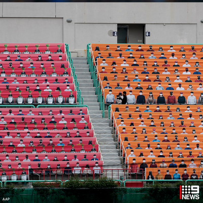 Munhak Baseball Stadium, South Korea
