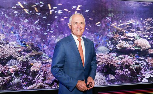 Prime Minister Malcolm Turnbull is looking to shore up support in Queensland ahead of next year's election. (AAP)