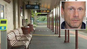 Manhunt underway for alleged 'rapist'