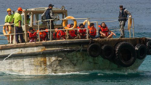 People smuggler sentenced to 10 years in Western Australia jail