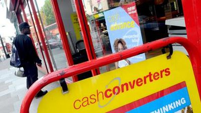 """<p>In one recent case, Cash Converters issued a pensioner 63 loans over six years.<br style=""""color: #ffffff; font-family: arial; font-size: 14px; line-height: 23.3333px; background-color: #1c2f3d;""""></p><p>Such practices """"tell consumers to take out high interest loans so they can devour them in frenzy of debt,"""" Choice said.<br style=""""color: #ffffff; font-family: arial; font-size: 14px; line-height: 23.3333px; background-color: #1c2f3d;""""></p><p>""""The fees, extra charges and cripplingly high interest rates are the stuff of Hollywood horror films,"""" it said. (AAP)</p>"""