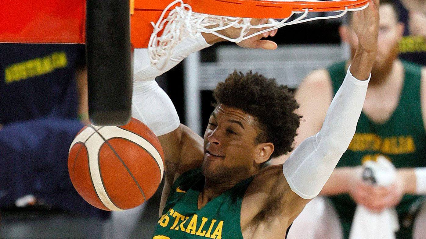 Matisse Thybulle of the Boomers