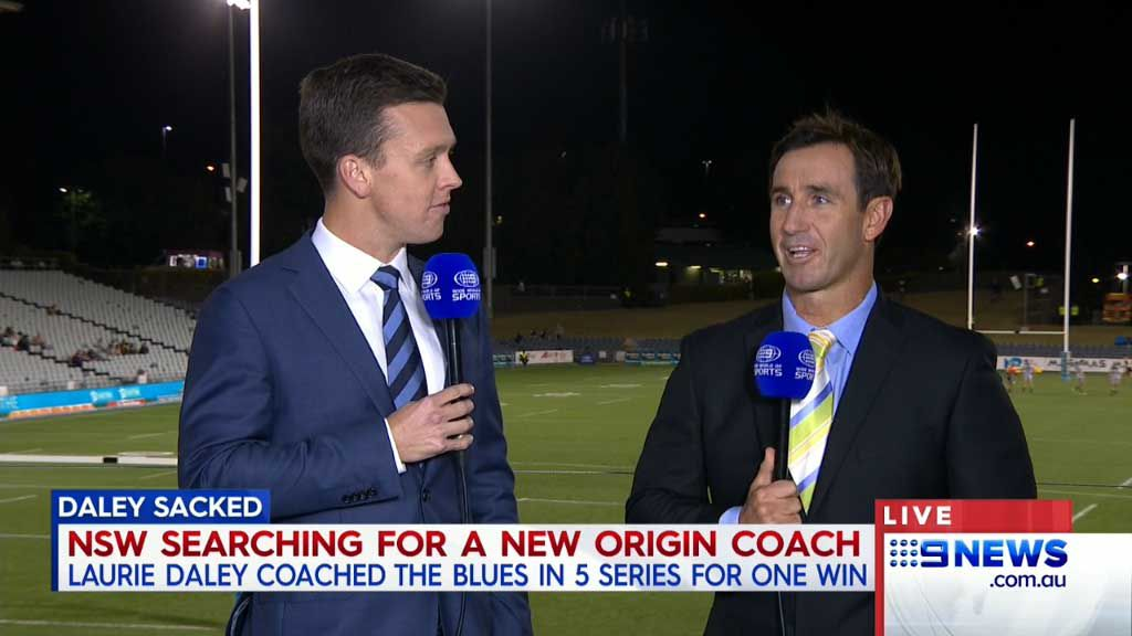 Johns rules himself out of contention for Blues job
