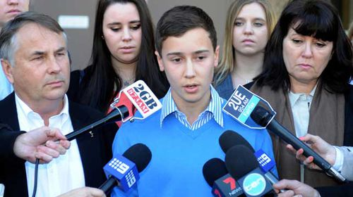 Stuart Kelly received a torrent of abuse following the implementation of the Sydney lockout laws. (Source: AAP)