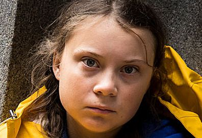 Greta Thunberg (Getty)
