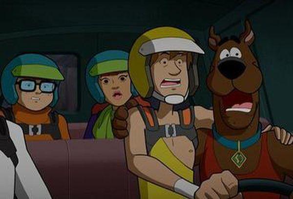 Scooby-Doo & WWE: Curse Of Speed Demon