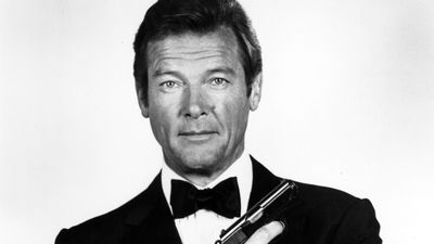 Sir Roger Moore's Greatest Bond Moments: Photos
