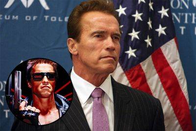 <b>From film star to 'governator' </b><br/><br/>Nobody could ever have guessed that one of the world's most iconic action stars, Arnold Schwarzenegger, would one day find himself in a politician's shoes. But that's exactly what the former body-builder did, when in 2003 he ran for California governor and defeated Governor Gray Davis. Schwarzenegger was elected for a second term in 2006 and held the position until 2011, when he was booted out by Democrat Jerry Brown.<br/>