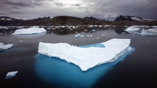 190423 Greenland ice sheet melting Climate Change world news