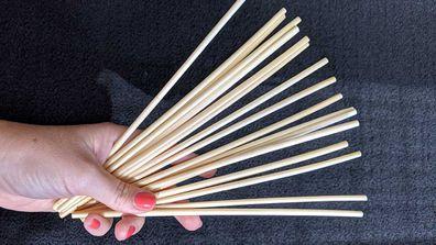 Stroh, wheat single use straws