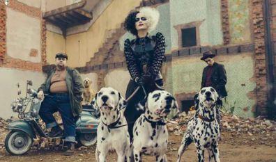 Biggest movies, 2021, Cruella