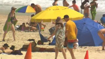 Since December 1 last year, 2583 people were rescued along Queensland beaches.