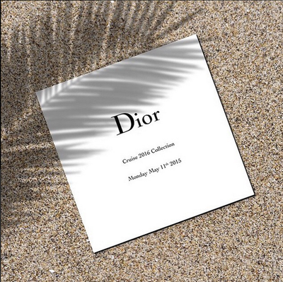 <p>Next stop on the Cruise 2016 fashion tour is Dior in Cannes. Here's everything you need to know about the upcoming show in the idyllic South of France.</p>
