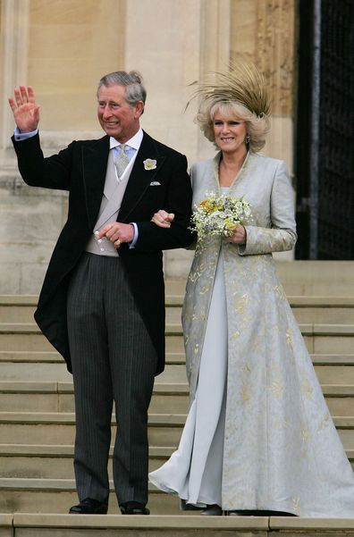 Traditions banned from Prince Charles and Camilla's wedding